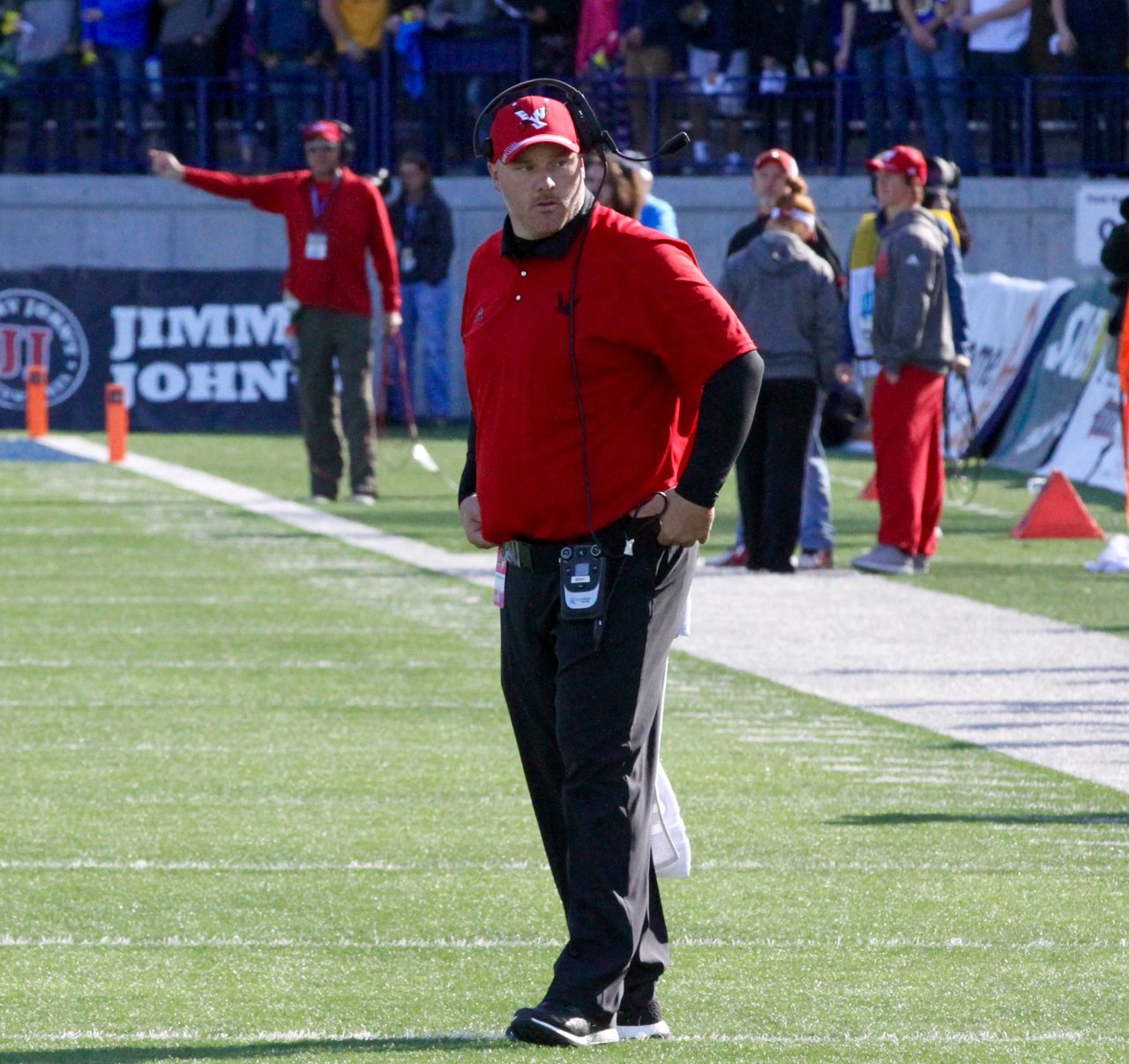Eastern Washington names Best new head football coach – Skyline Sports