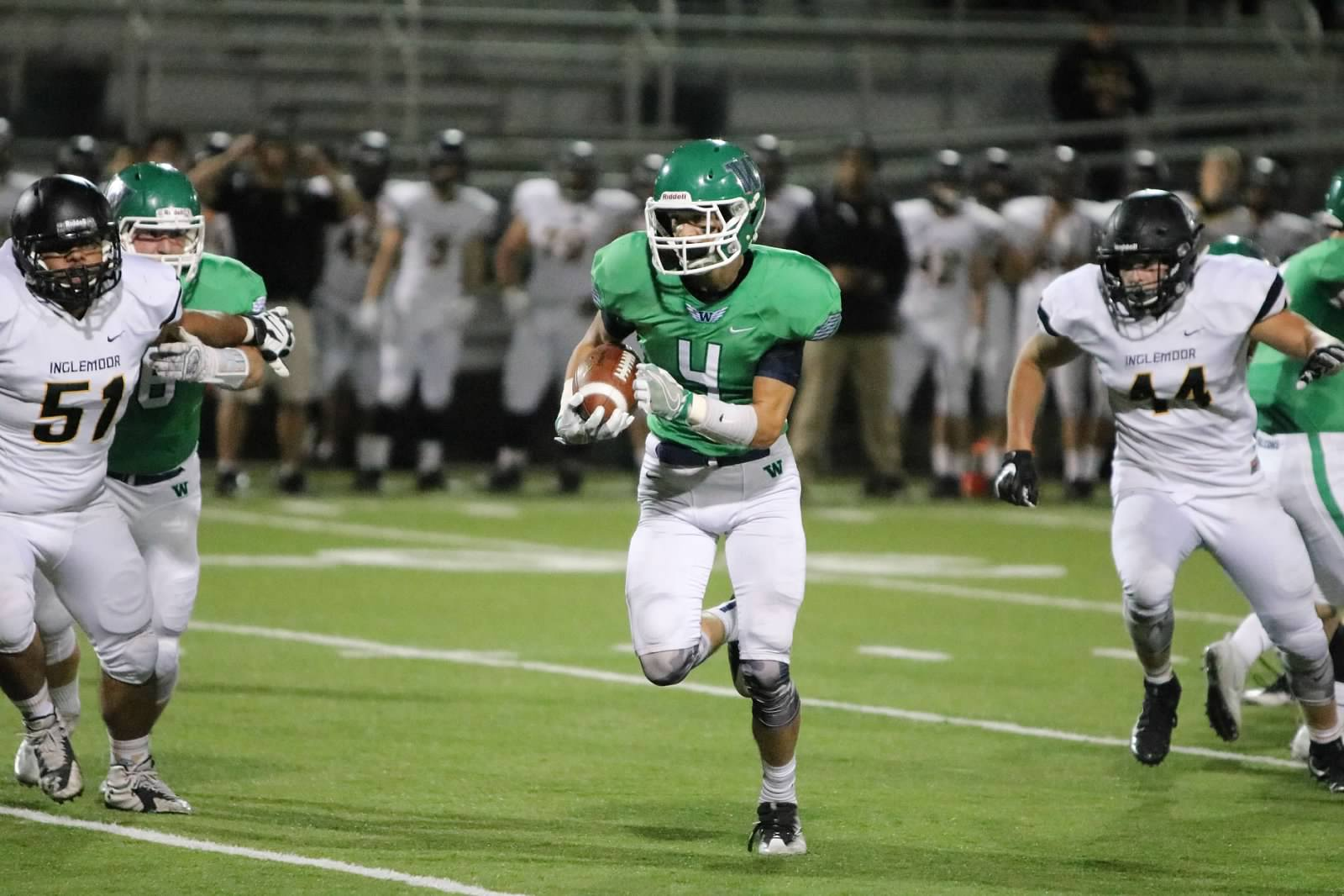 Woodinville Safety Fouch Fulfills Dream Commits To Griz Skyline