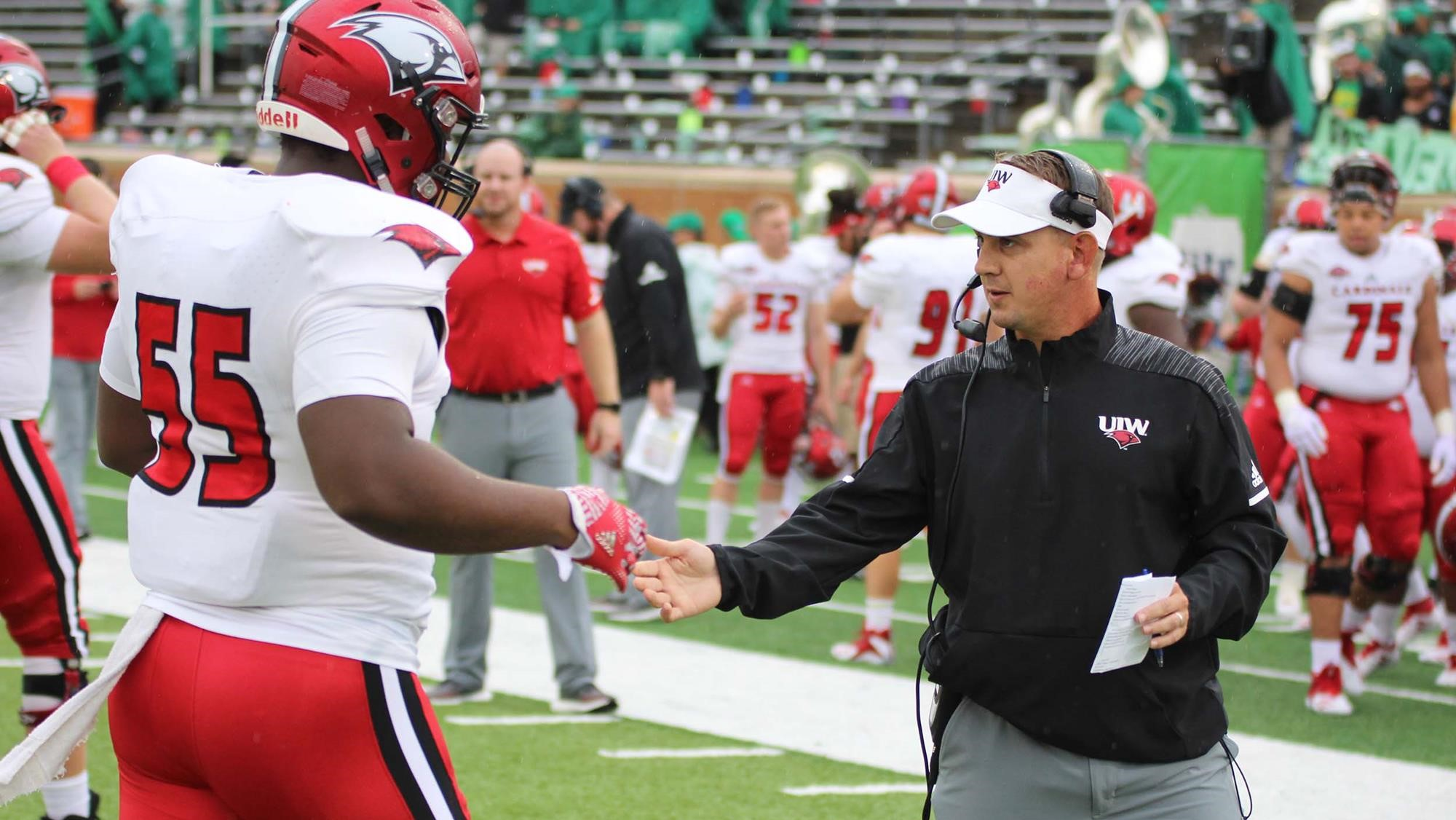 Incarnate Word Makes Playoff Debut Against Bobcats In